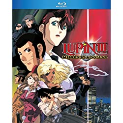 Lupin the 3rd: Missed by a Dollar [Blu-ray]