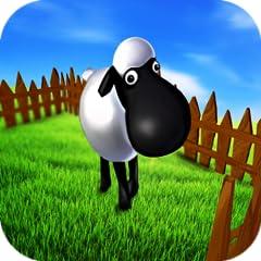 Farm Sheep 3D