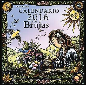Calendario 2016 de las brujas