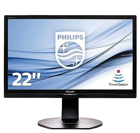 """Philips 221B6QPYEB Ecran PC 21 """" (54.6 cm) 1920 x 1080 14 milliseconds"""