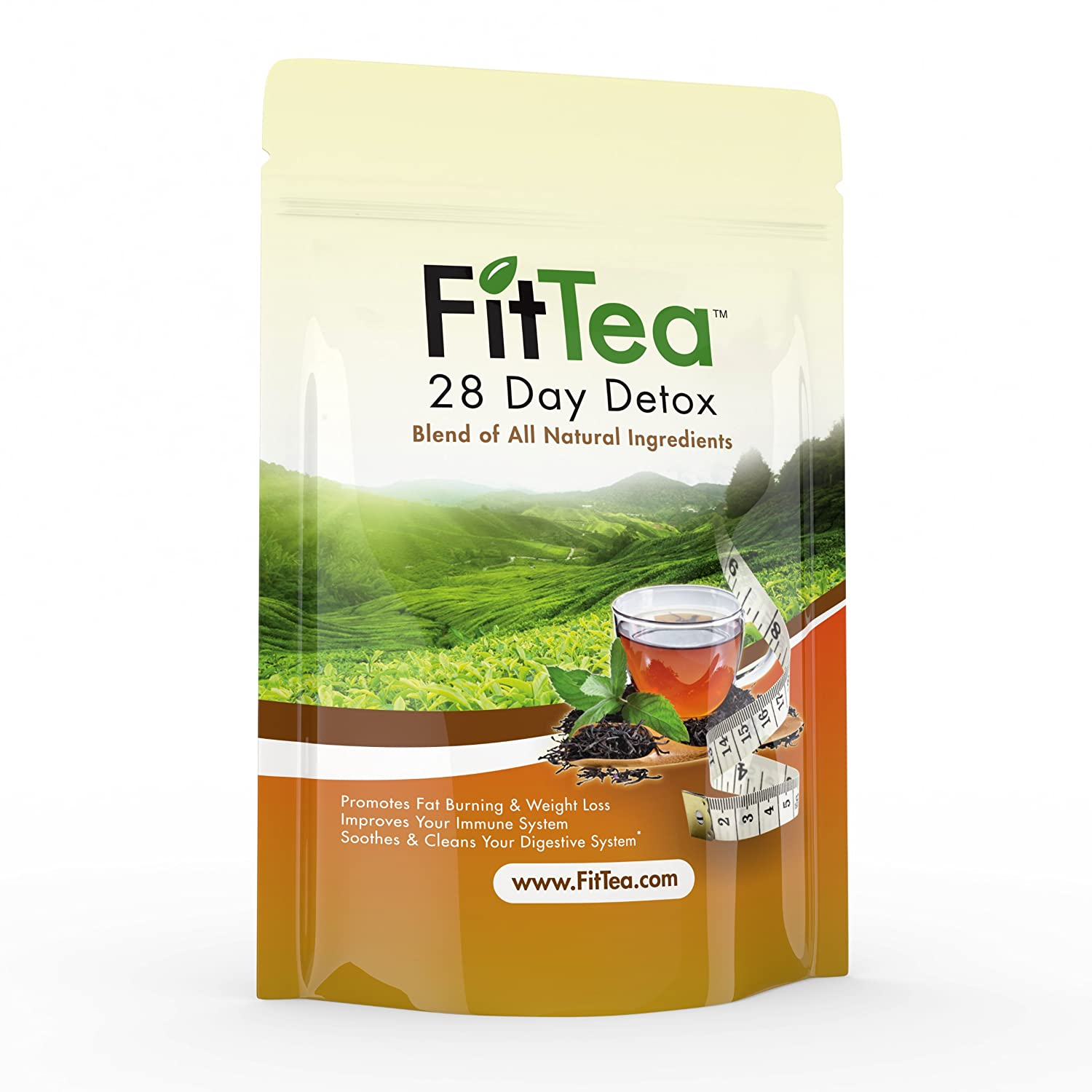 Fit Tea 28 Day Detox Herbal Weight Loss Tea