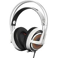 SteelSeries Siberia 350 Wired Gaming Headphones (White)