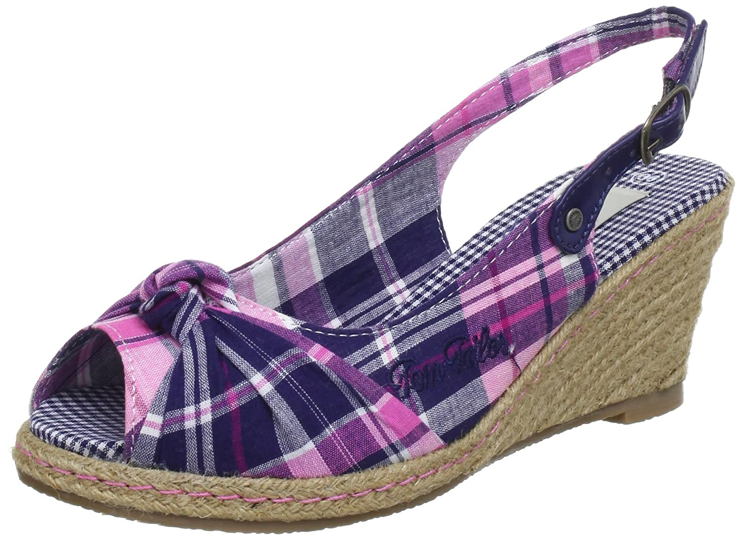 Tom Tailor Varese 616200 Damen Espadrille