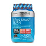 GNC Total Lean Advanced Lean Shake Burn with 30g Protein & Thermogenic Formula, Chocolate - 1.64 Pound (Tamaño: 1.64 Pound)