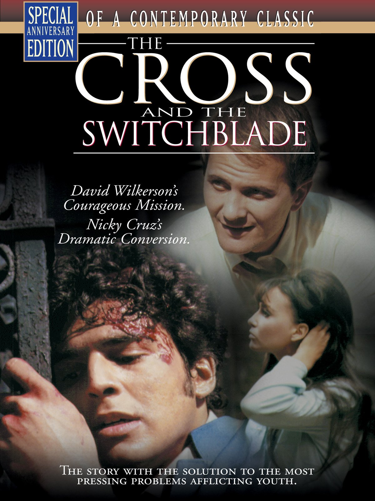 The Cross and the Switchblade on Amazon Prime Instant Video UK
