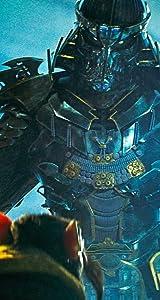 【Amazon.co.jp限定】ミュータント・タートルズ 3D&2Dブルーレイ+DVD特典ディスク ラファエロBOX(3枚組) [Blu-ray]