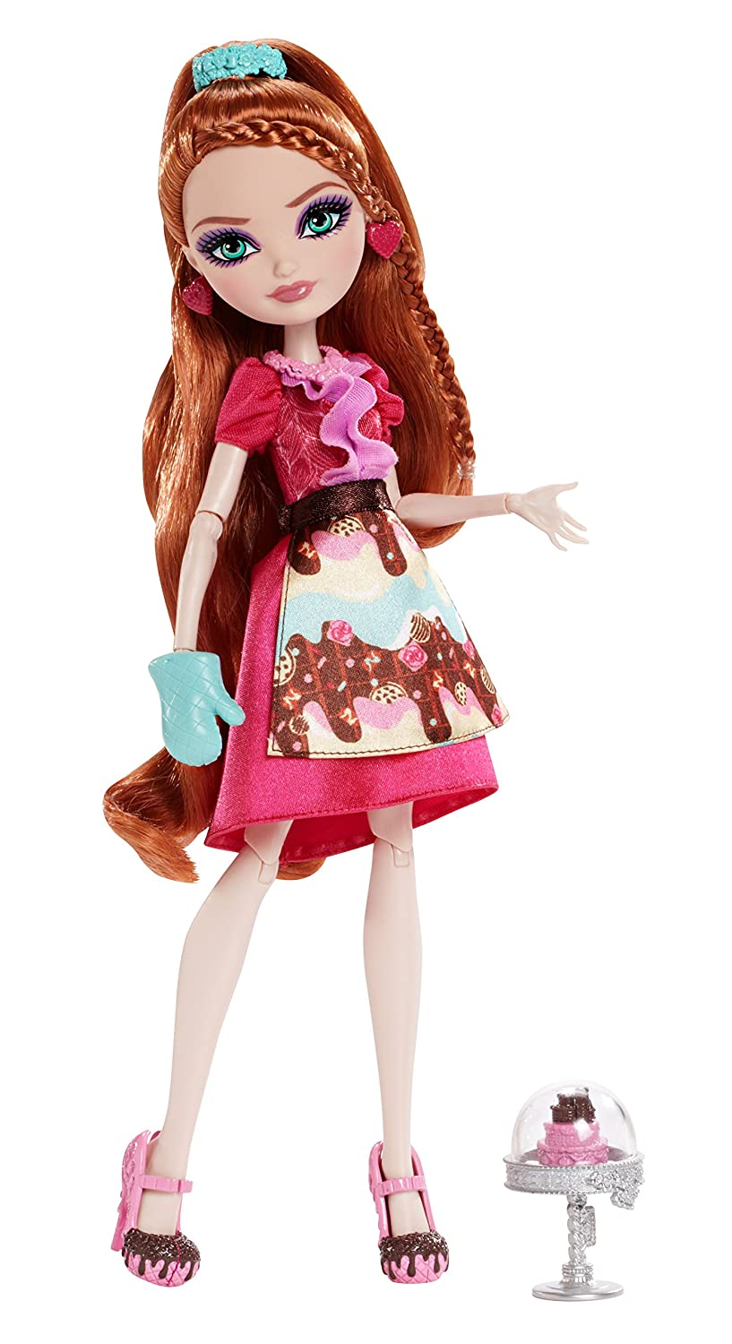 Ever After High Sugar Coated Holly O'Hair Doll mattel ever after high dvj20 отважные принцессы холли о хэир