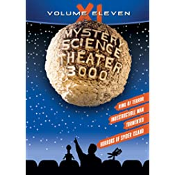 Mystery Science Theater 3000: Volume XI