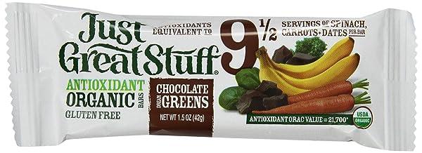 Organic Nutrition Bar