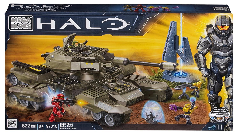 Mega Bloks 97016 – Halo UNSC Rhino günstig online kaufen