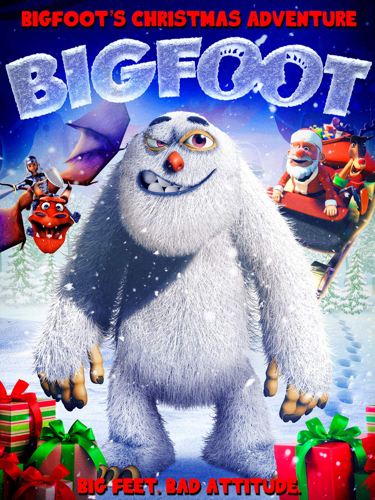 Bigfoot on Amazon Prime Video UK