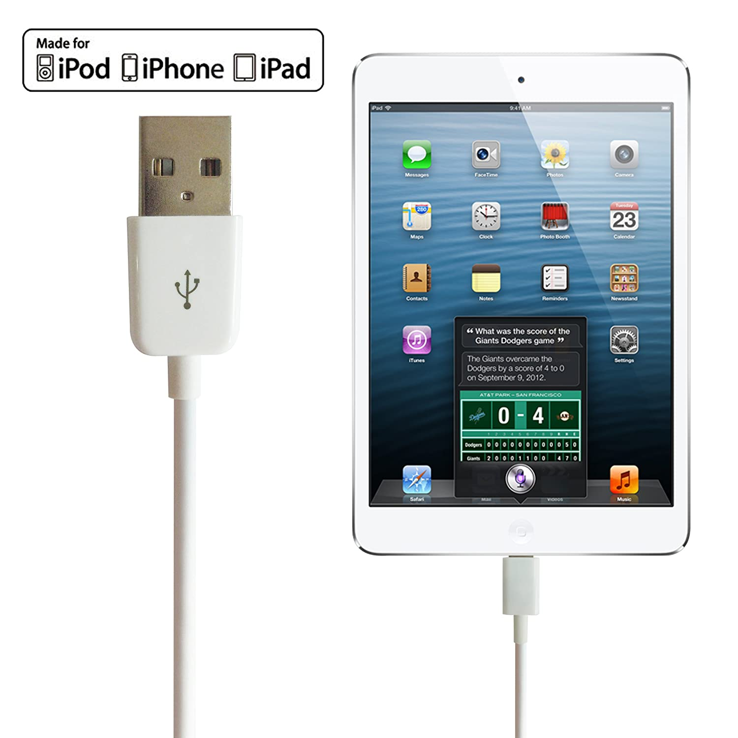24 Hrs. Shopping Online: Lightning to USB cable (1M/3.2 ...