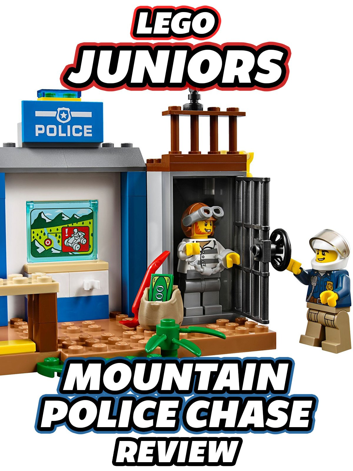 Review: Lego City Mountain Police Chase Review