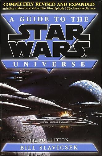 A Guide to the Star Wars Universe written by Bill Slavicsek