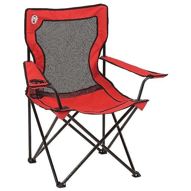 Coleman Broadband TM Quad Chair 0076501081992 Buy New