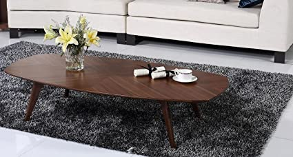 Anthrop Mid-Century Coffee Table in Walnut