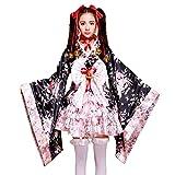 VSVO Anime Cosplay Lolita Halloween Fancy Dress Japanese Kimono Costume  (XX-Large) ( 009caf569b49