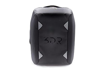 3DR - BP11A - Sac à Dos de Protection avec Compartiment en Mousse pour Solo Quadricoptère - Noir