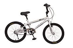 Kross Venom 20T Bicycle (Silver)