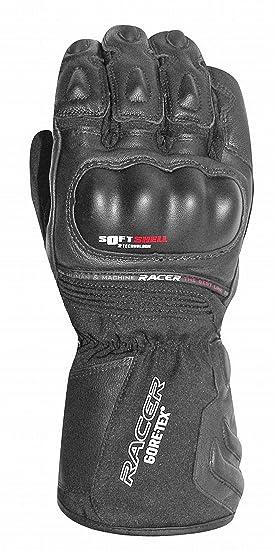 Racer 20113 Dynamic 2 Gore-Tex Cuir gants Taille L, noir