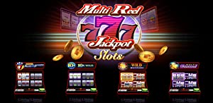 Multi Reel Jackpot Slots by Rocket Games, Inc.