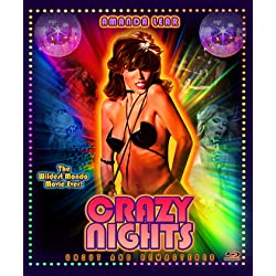 Crazy Nights [Blu-ray]