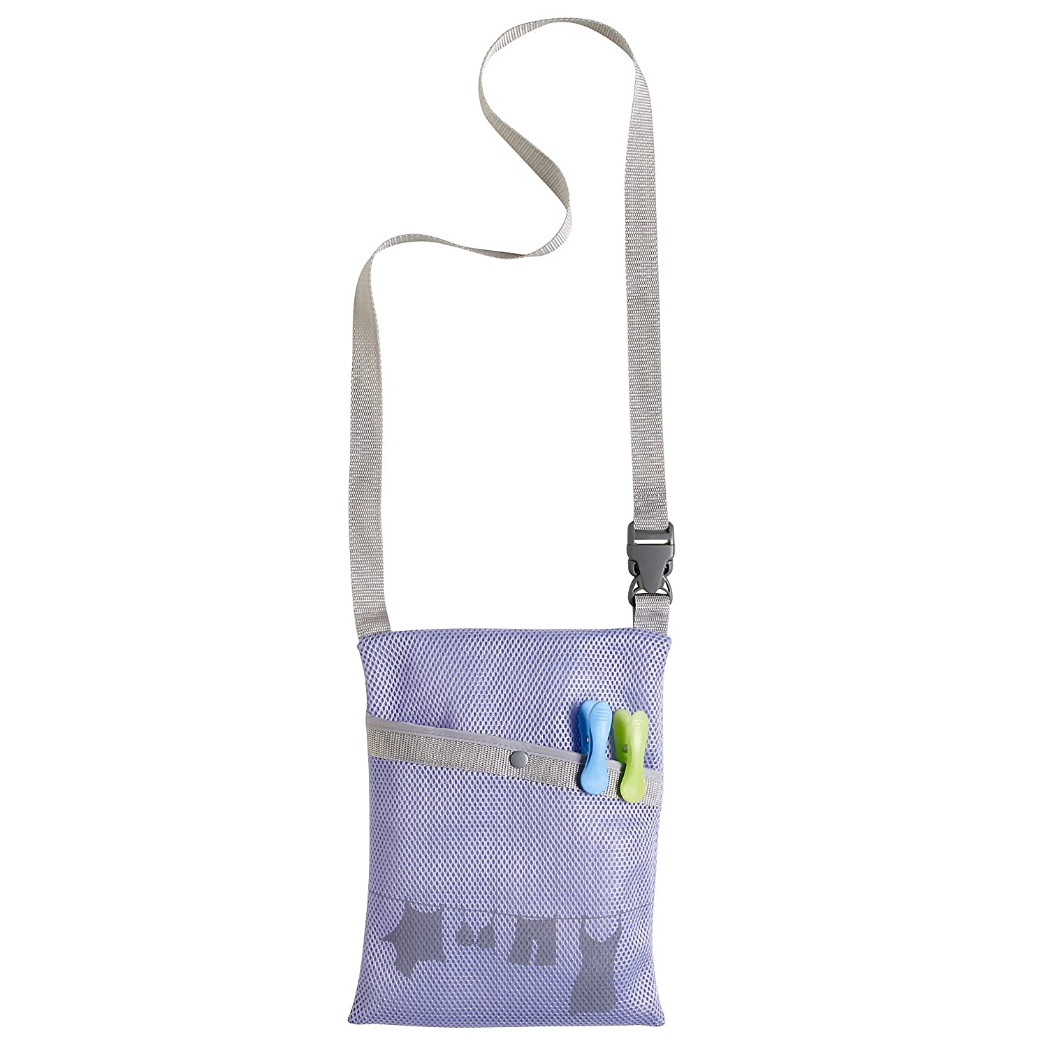 Peg Bag With Shoulder Strap 55