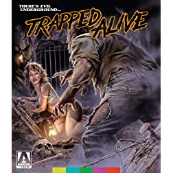 Trapped Alive [Blu-ray]