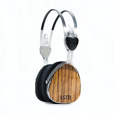 Casque over-ear LSTN Troubadours - Bois Zebra