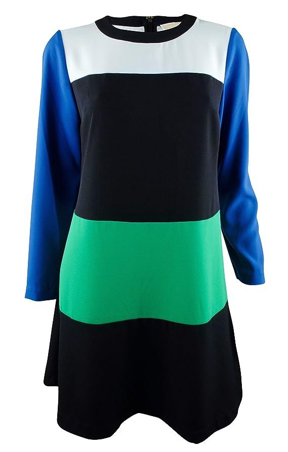 Michael Kors Women's Color Block Sheath Dress