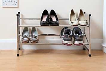 Premier housewares tag re n chaussures - Etagere a chaussure extensible ...