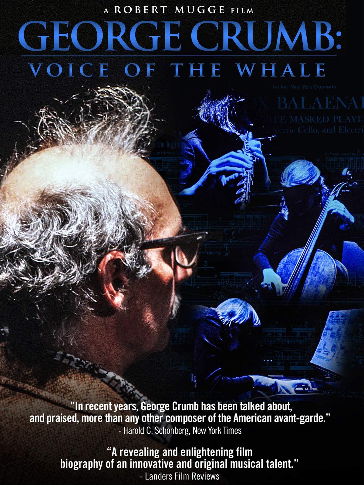 George Crumb - George Crumb: Voice Of The Whale