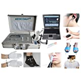 Medicomat-29 Diabetes Check and Treatment Quantum Laser Computer Accessories (Medicomat-29 plus Laser Socks Gloves)