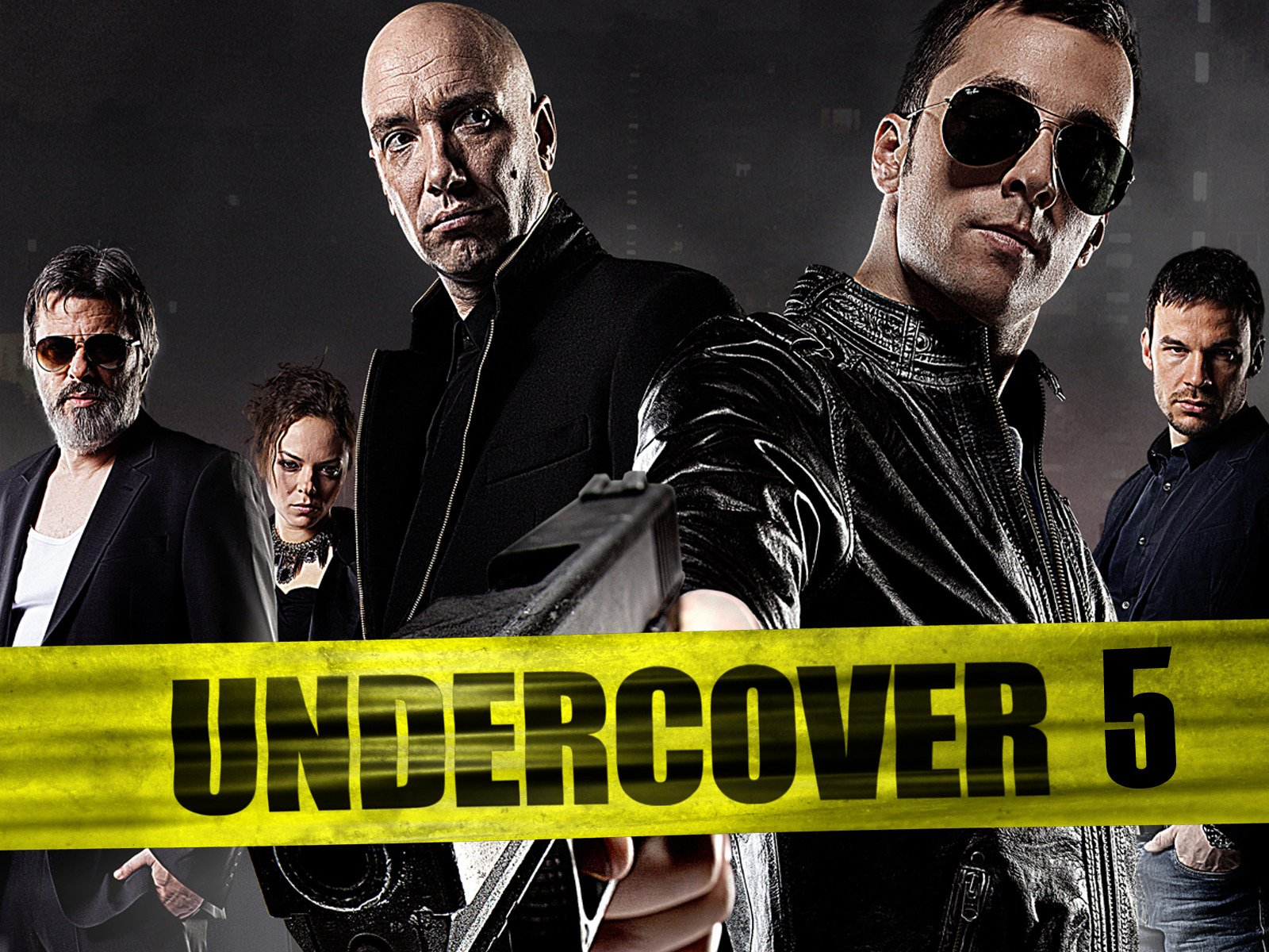 Undercover (ENG SUBTITLED) - Season 5