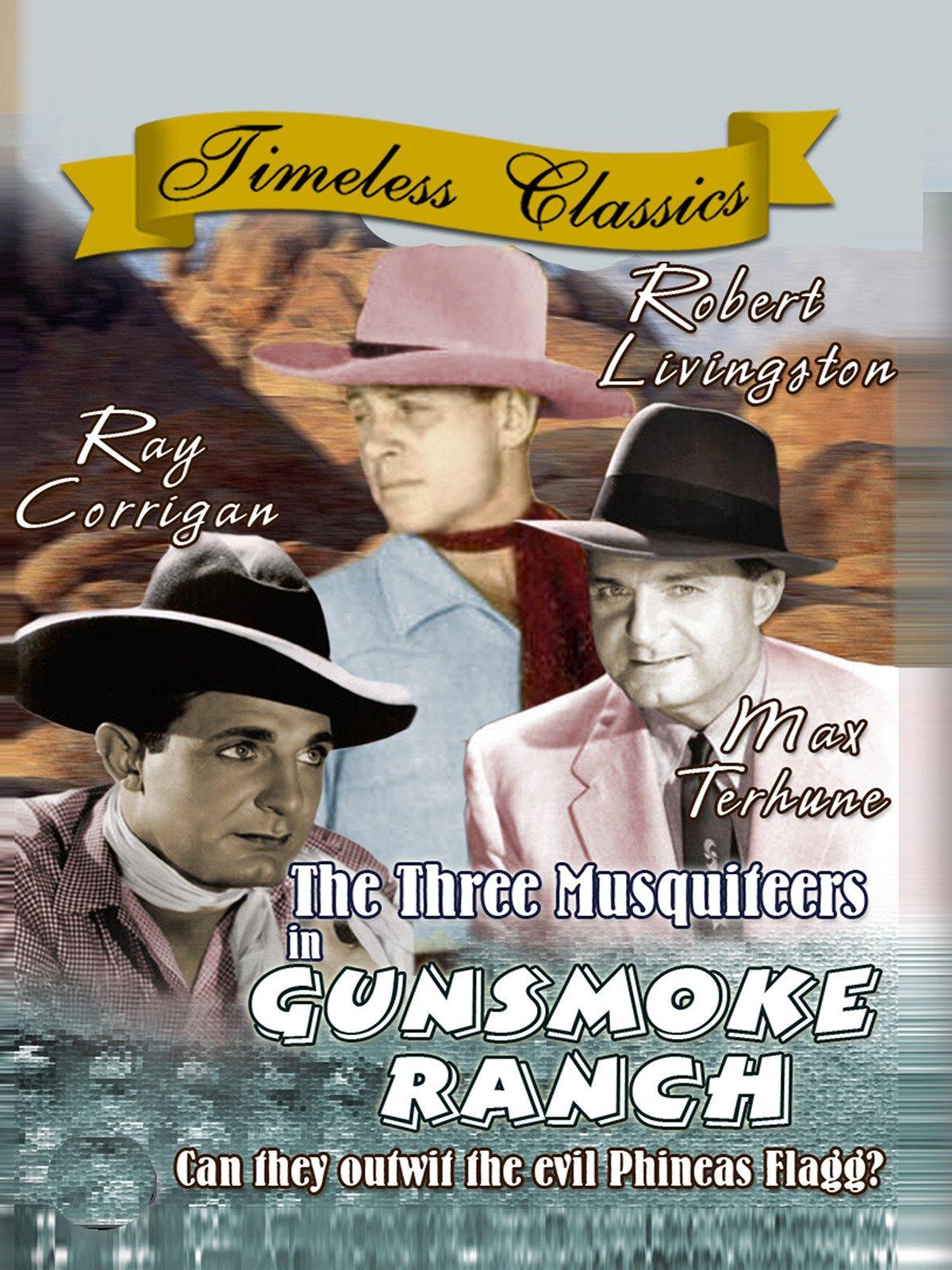 Gunsmoke Ranch - 1937 - Remastered Edition on Amazon Prime Video UK