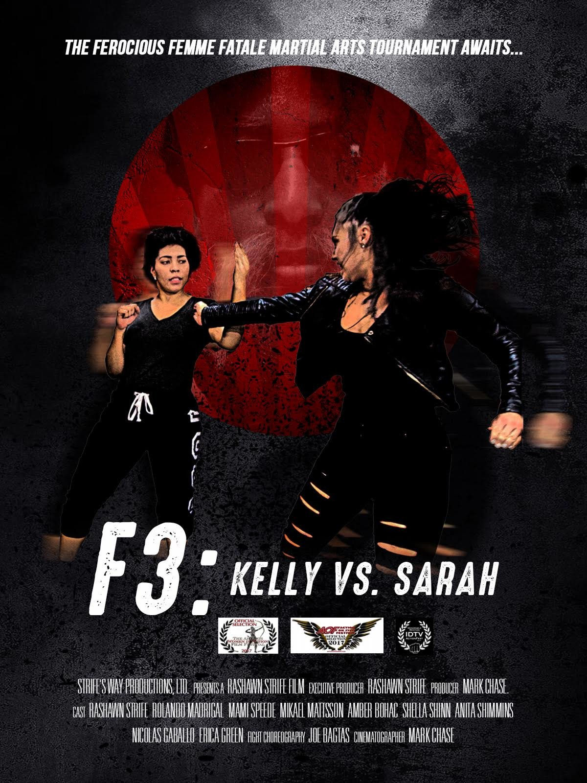 F3: Kelly Vs. Sarah