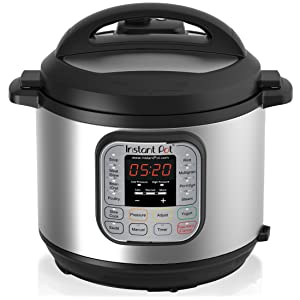 Best Pressure Cooker - Instant Pot Programmable Pressure Cooker