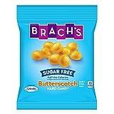 Brach's Sugar Free Butterscotch Hard Candy, 3.5 Ounce Bag (Pack of 12) (Tamaño: 3.5 Ounce Bag, Pack of 12)