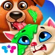 Kitty & Puppy Paint Time - Little Painters Party from TabTale LTD