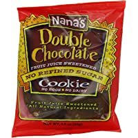12-Pack Nana's Double Chocolate Cookies,3.5oz.