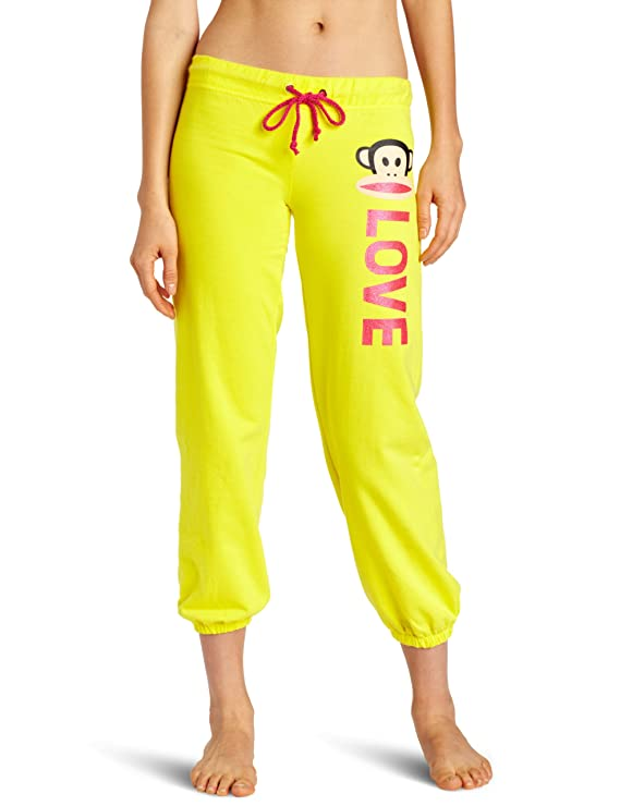 Paul Frank Junior's Fleece Love Pant