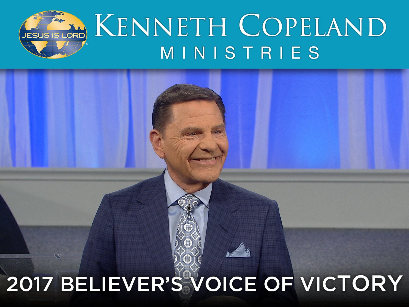 Kenneth Copeland 2017 - Season 25