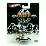 A-OK * KISS * Hot Wheels 2013 Pop Culture Classic Rock Series Die-Cast Vehicle