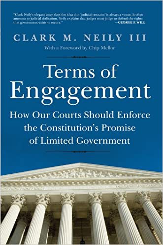 Terms of Engagement: How Our Courts Should Enforce the Constitution's Promise of Limited Government