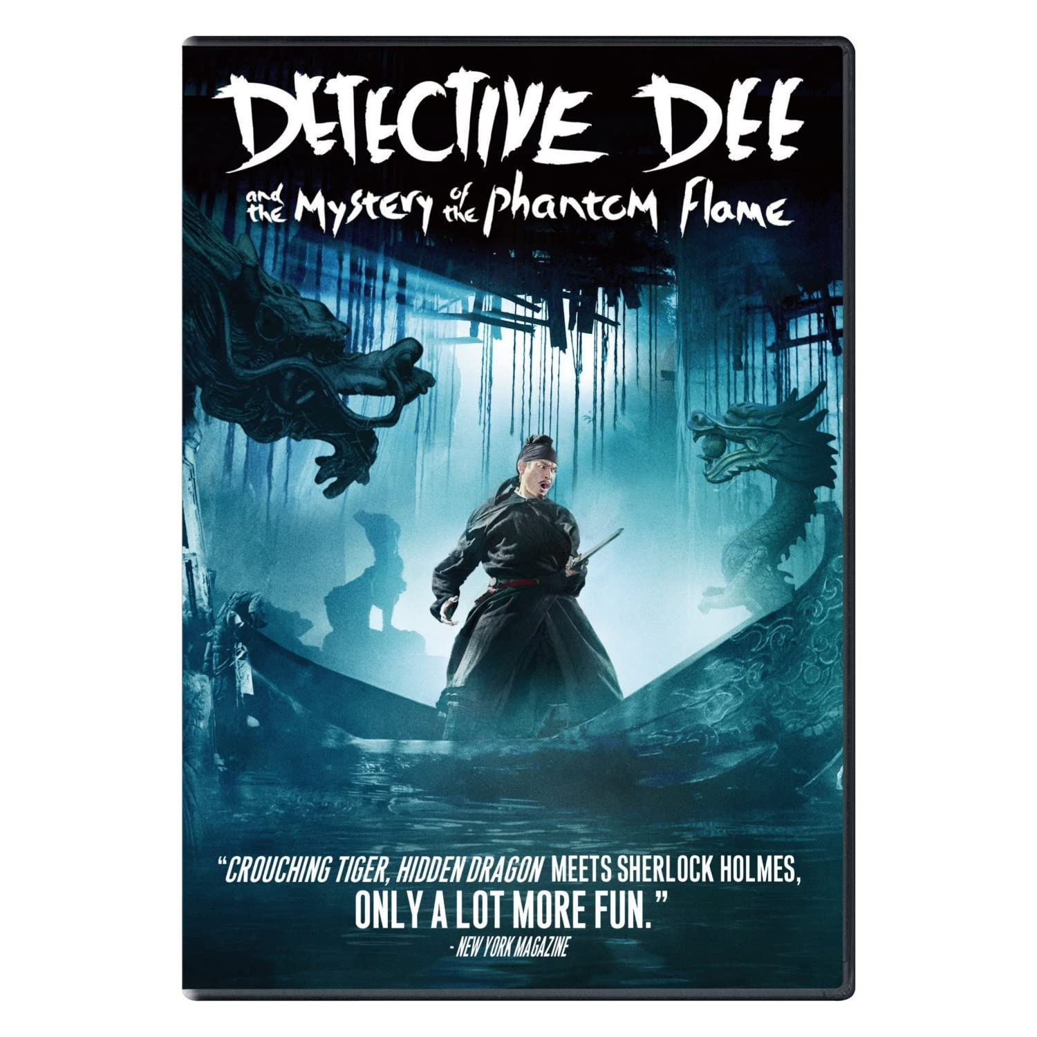 Detective Dee and the Mystery of the Phantom Flame Reviews