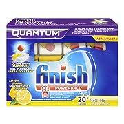 Finish Quantum Lemon 20 Count: Amazon.ca: Health & Personal Care