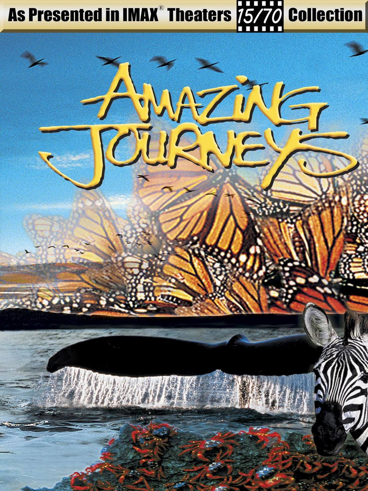 Amazing Journeys - As Seen in Imax Theaters on Amazon Prime Instant Video UK