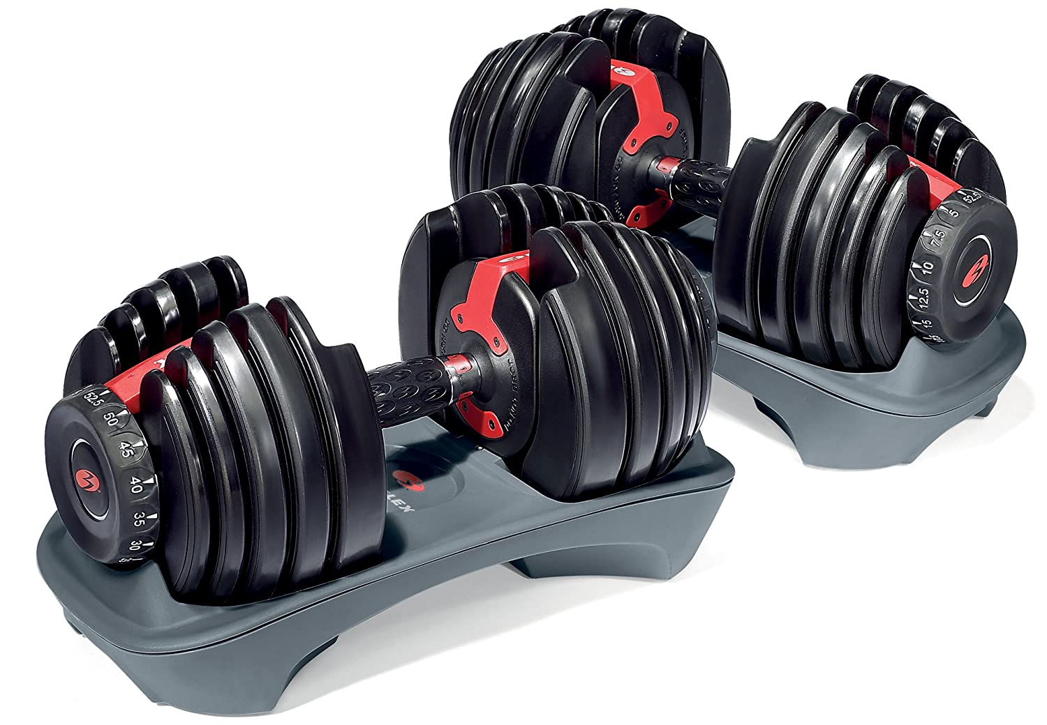 Bowflex SelectTech Adjustable Dumbbell Set