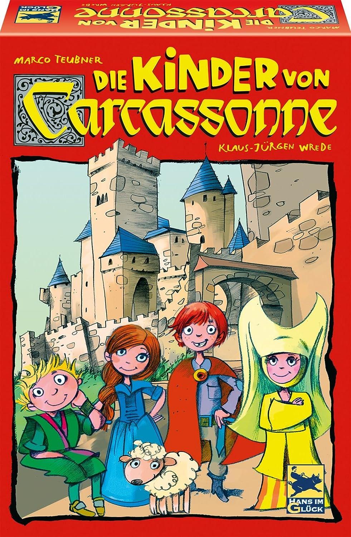 Hans im Glück 48192 – Carcassonne: Kinder von Carcassonne online kaufen
