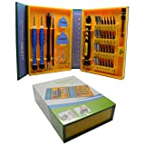ACENIX 38 PCS Precision Screwdriver Set Repair Tool Kit for iPad, iPhone, Samsung, PC, Watch, Samsung and Other Smartphone Tablet Computer Electronic Devices